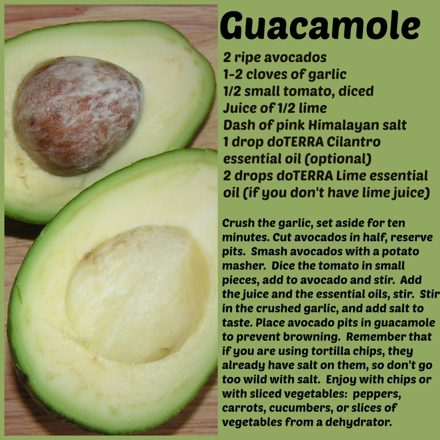 The wellness choice living healthy and happy in tokyo with get the most from your garlic aka how to eat more guacamole forumfinder Choice Image